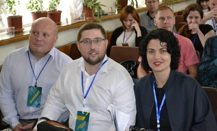 Сергей Жуков выдвинулся кандидатом в народные депутаты по округу №27