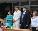 Поздравление депутата Сергея Жукова с Днем Знаний